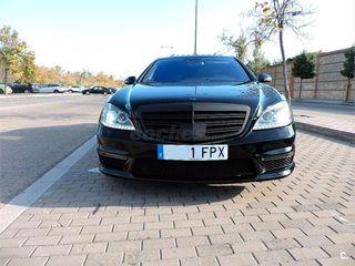 Mercedes-Benz Clase S 2007 ACEPTO CAMBIO