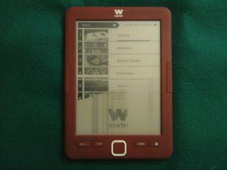Ebook, lector de libros electrónico
