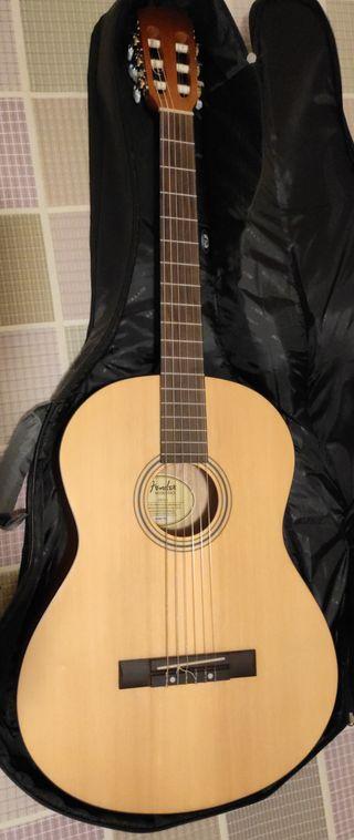 Guitarra Española Fender nueva! Funda y afinador!!