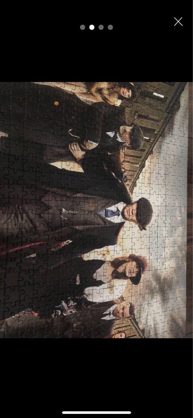 Puzzle Peaky Blinders 1000 pc