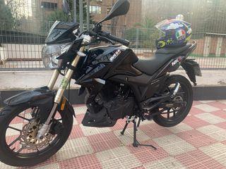 Motor Hispania NK3 125cc