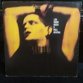 Lou Reed - Rock N Roll Animal LP Francia