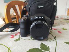 Cámara Bridge - Sony DSC-H300