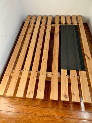 Base cama Futon 135