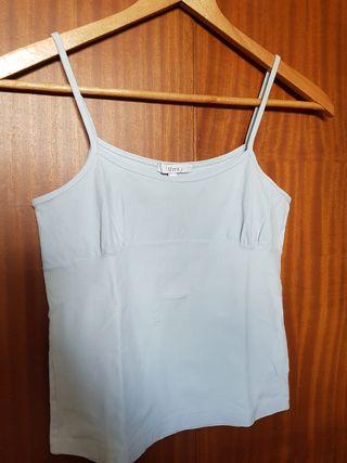 Camiseta Sfera tirantes