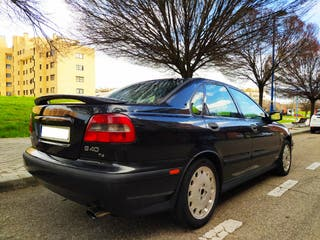 Volvo S40 T4 TURBO 200cv