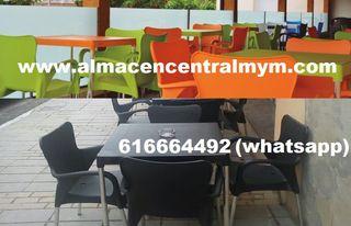 Conjunto mesas y sillas entregas a toda España