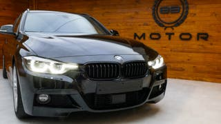 BMW Serie 3 320D TOURING M Pack Negro 2017
