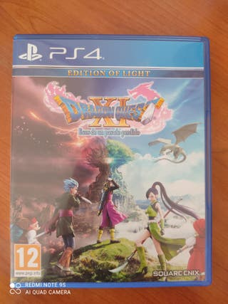 Dragon Quest XI: Ecos de un pasado perdido (PS4)