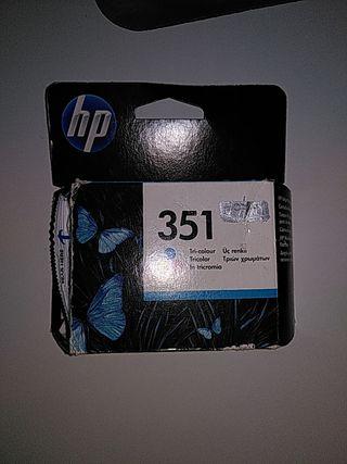 cartucho HP 351 nuevo