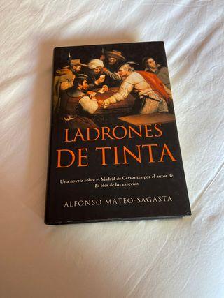 Ladrones de tinta, Alfonso Mateo-Sagasta