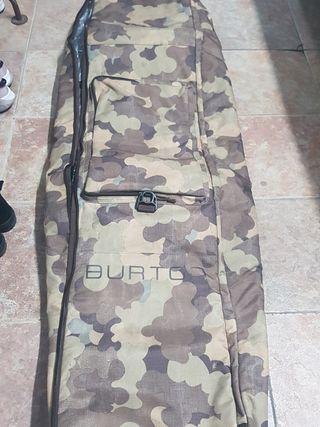 Burton funda/bolsa para tabla snowboard o esquis.