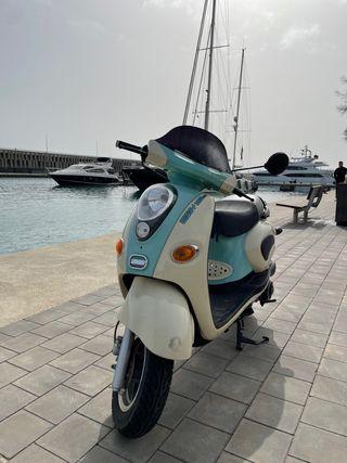 Scooter 125cc Linhai