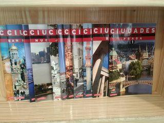 Colección Guias de viaje Ciudades con historia
