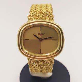 Longines Vintage Yellow Gold 18kt