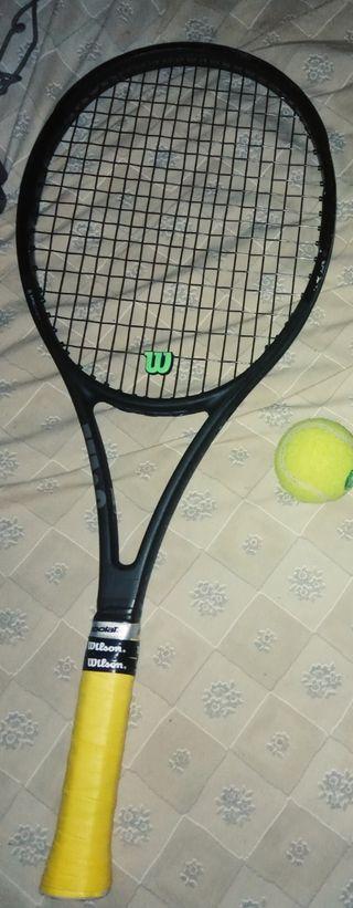 raqueta Wilson pro staff 97 uls Roger Federer
