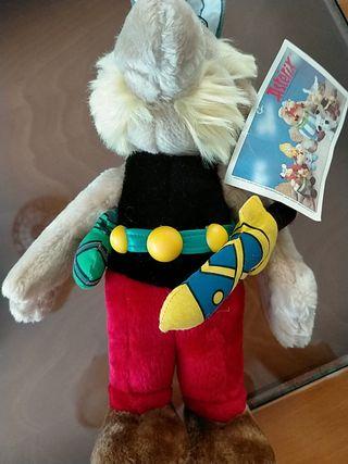 Muñeco Astérix antiguo