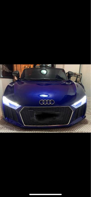 Audi R8 2021 para niños