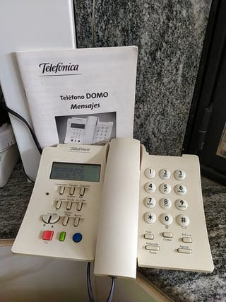 Teléfono DOMO Mensajes de Telefónica
