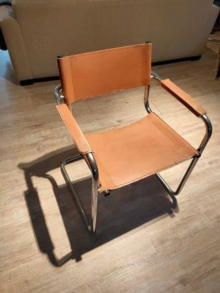 silla vintage oficina