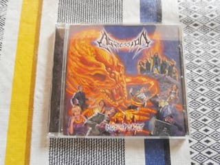CD - Aggression - Heavy Metal