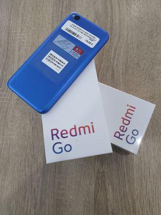 Xiaomi Redmi Go 16GB 1GB RAM Blue Nuevo