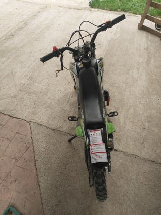 minimoto 49cc roan 709 último modelo