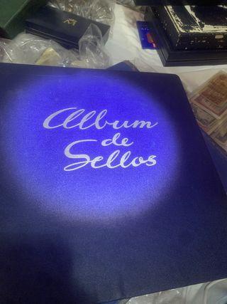 Álbum de sellos