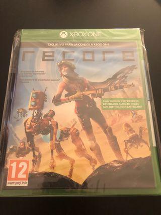 Recore PAL ESP nuevo precintado. Xbox