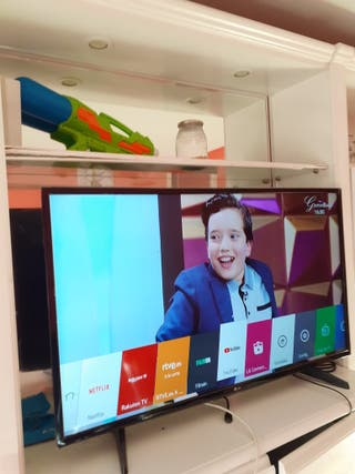 SMART TV LG UHD 4K