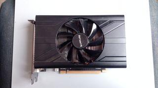 Tarjeta gráfica AMD RX 570 4GB mini ITX