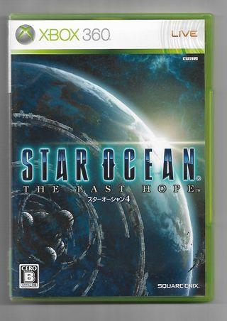Star Ocean: The Last Hope de Xbox 360