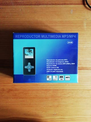 MP3 / MP4 Media Player