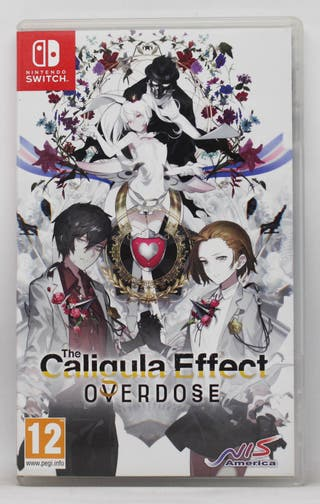 THE CALIGULA EFFECT OVERDOSE SWITCH PAL ESPAÑA