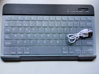 Teclado Bluetooth tablet