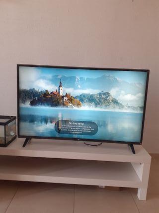 SMART TV LG UHD 4K 43 A TU DOMICILIO