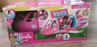 avion de Barbie