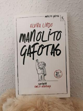 libro Manolito gafotas