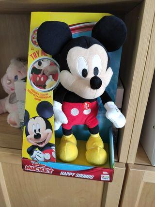 Peluche Mickey