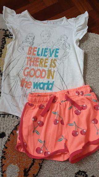 ropa de verano 2-3 años