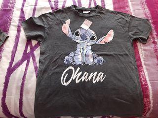 Camiseta m/c de Stitch nueva POR TIEMPO LIMITADO