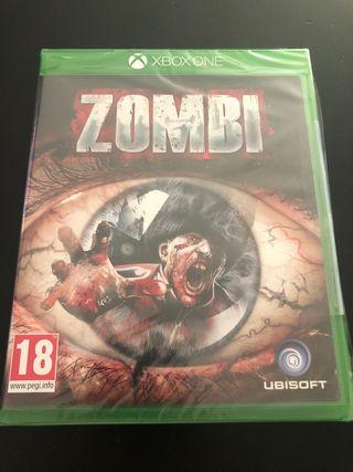 Zombi PAL ESP nuevo precintado. Xbox