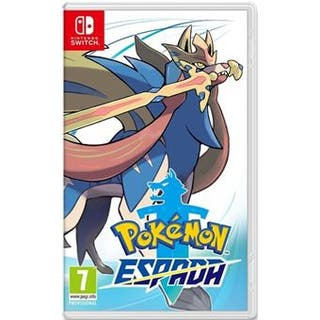Pokemon espada Nintendo Switch