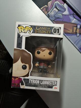 Funko Pop Juego de Tronos - Tyrion Lannister