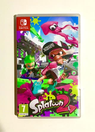 Splatoon 2 - Switch