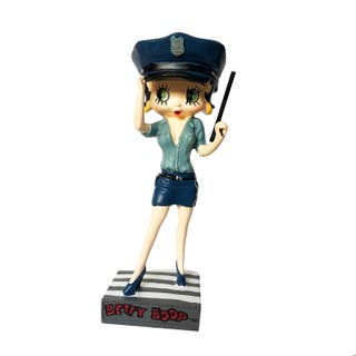 FIGURA BETTY BOOP POLICÍA