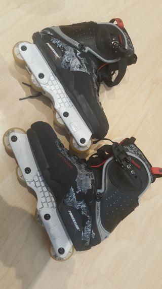 patines powerslide vintage freestyle talla 40