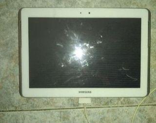 tablet Samsung Galaxy tab para reparar o repuestos