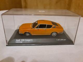 Maqueta de Coche Audi 100 Coupe S 1969