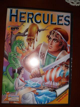 DVD Hércules serie animada